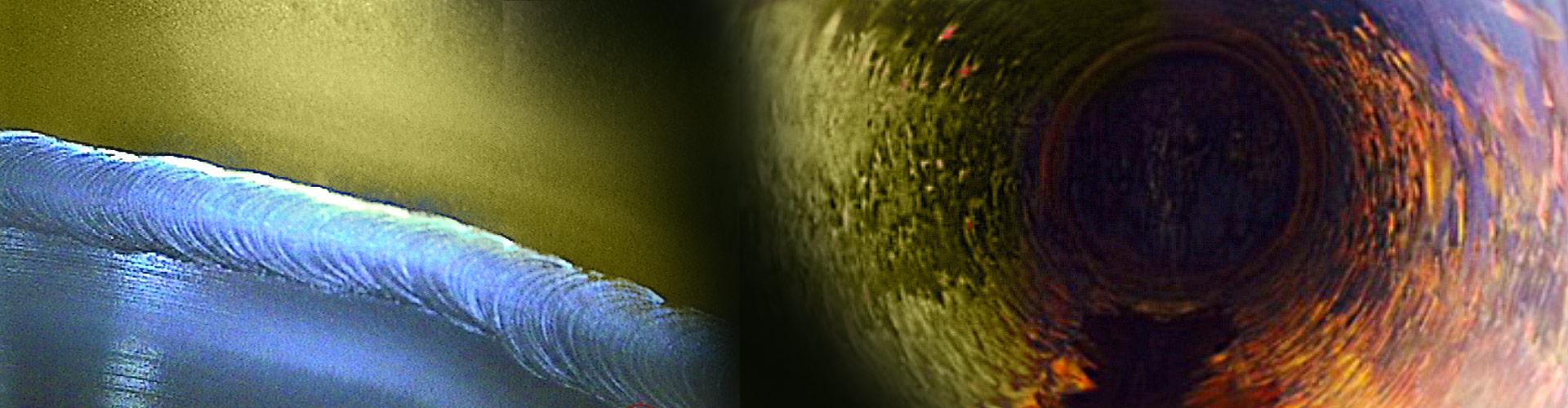 Prüftechnik Dichtheitsprüfungen und Lecksuche - Bergmann RST Rohr- und Schweißtechnik
