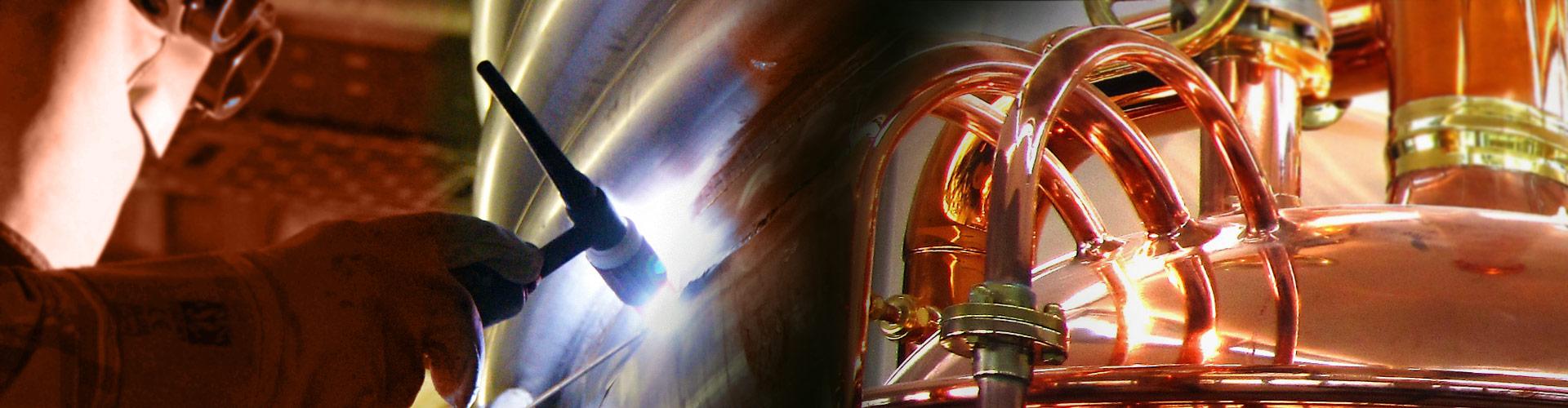 Spezialschweissen - Bergmann RST Rohr- und Schweißtechnik